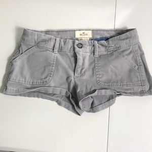 Hollister social stretch shorts size 1